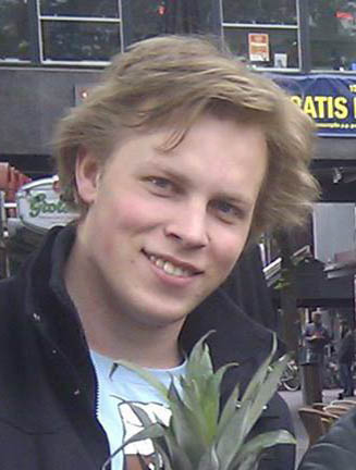 Alexander Bakker