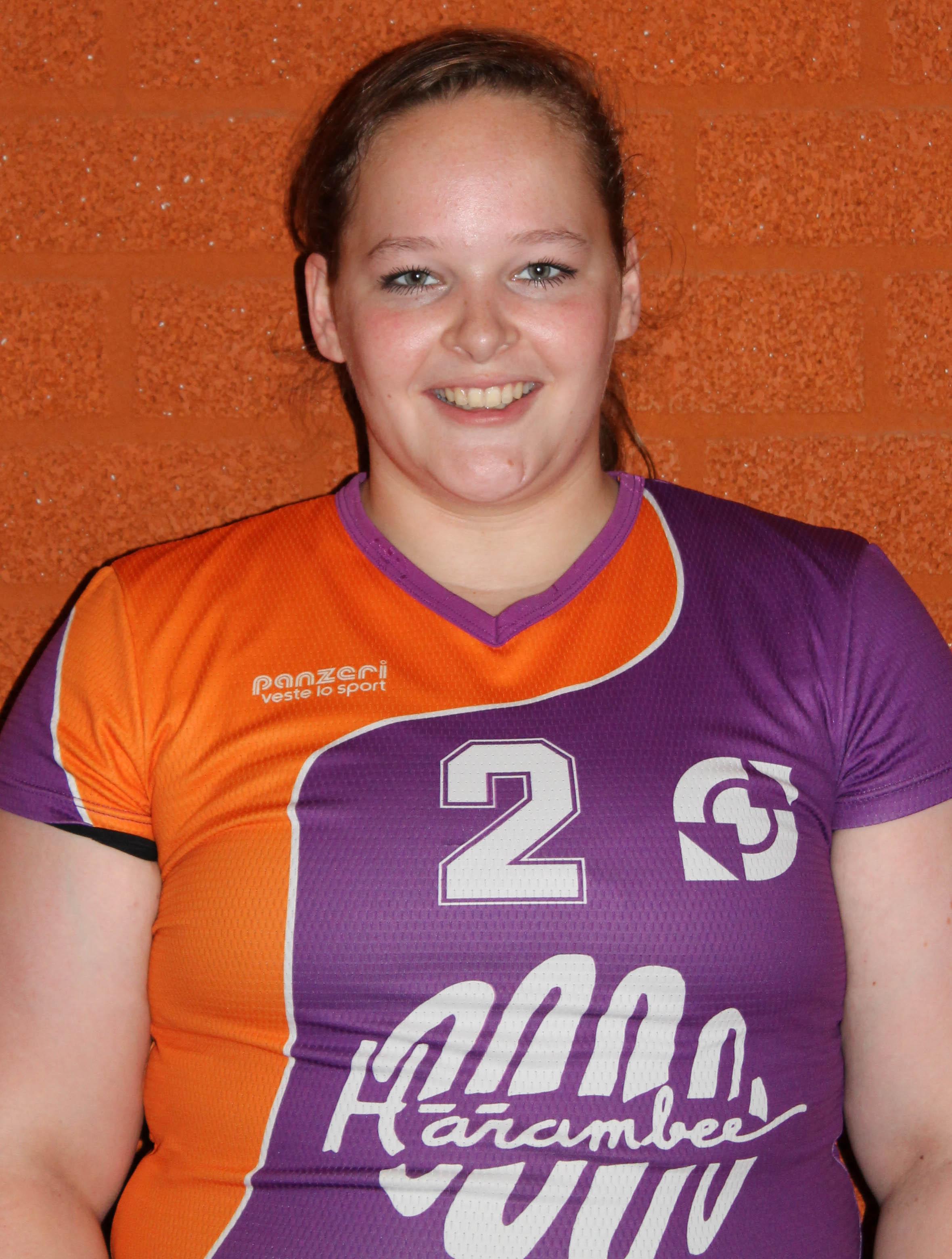 Carmen Leferink op Reinink
